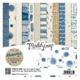Album ModaScrap - Memories On Canvas