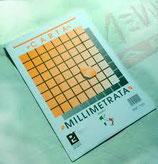Nome prodottocarta millimetrata bianco/arancio 80 g/m² 10 fogli A3 -