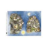 carta riso Stamperia   5164