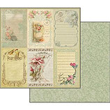 Carta Scrap Stamperia SBB246