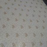 panno glitter fiocchetti 30x40 cm stampato