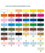 EASY Multicolor Acrilic