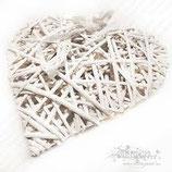 cuore rattan 30cm