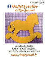 Fustella Outlet Creativo AR46