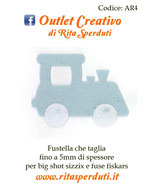 Fustella Outlet Creativo AR4
