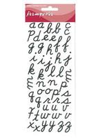 Alfabeto Adesivo stamperia Sbalf2