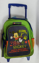 Zaino Trolley Asilo MICKEY MOUSE Tropical Adventurer
