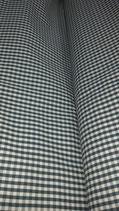 Cotone Panama 100x90 (Quadri Verde Scuro)