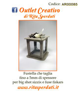 Fustella Outlet Creativo AR65