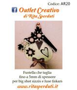 Fustella Outlet Creativo AR20