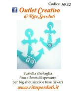 Fustella Outlet Creativo AR32