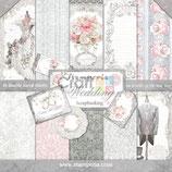 Stamperia Wedding SBBL18
