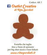 Fustella Outlet Creativo AR7
