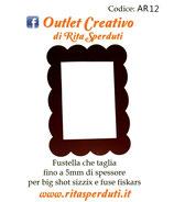 Fustella Outlet Creativo AR12