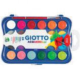 Acquarelli per disegnare Giotto 24 colori