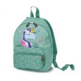 zaino asilo unicorno glitter tiffany
