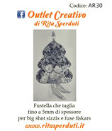Fustella Outlet Creativo AR30