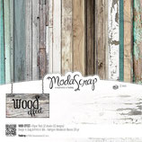 Album ModaScrap - Wood Effect