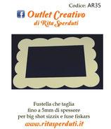 Fustella Outlet Creativo AR35