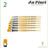 Pennello Piatto - Da Vinci