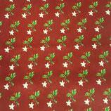 panno vischio 40x50 cm stampato