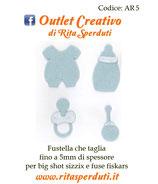 Fustella Outlet Creativo AR5