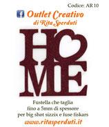Fustella Outlet Creativo AR10