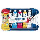 Giotto Fila scatola 5 tubi tempera 21 ml