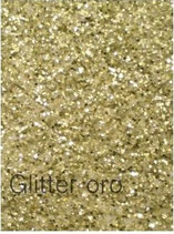 Ferrario Malta Glitter Oro 150 ml