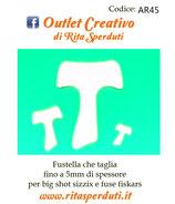 Fustella Outlet Creativo AR45
