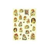 carta riso Stamperia  5268