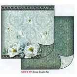 Carta Scrap Stamperia SBB139