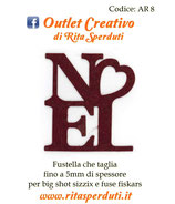 Fustella Outlet Creativo AR8