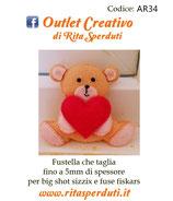 Fustella Outlet Creativo AR34