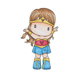 SUPER GIRL SW1228