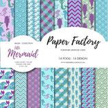 Paper Factory - Little Mermaid