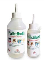 polistikolla 100 ml colla trasparente rapide per polistirolo, tessuti ,gommapiuma