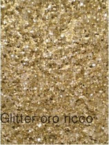 Ferrario Malta Glitter Oro Ricco 150 ml
