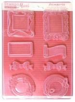 Stampo maxi A4 Cornicette K3PTA410
