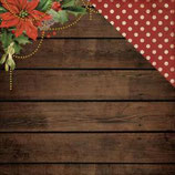 "KaiserCraft ""Poinsettia Garland"" - P2392"