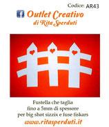 Fustella Outlet Creativo AR43