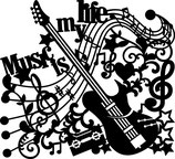 Music is my life 028900012