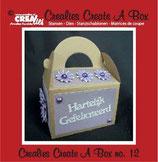 Crealies CCAB12