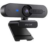 Full-HD Webcam mit Mikro und 'Privacy' Deckel
