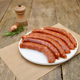 Chipolatas épices merguez