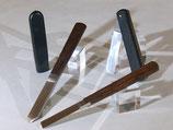 Graf Messer mit verschiedenen Schliffen und Formen