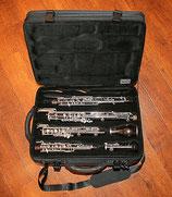 Doppelkoffer für Oboe und  E.H. -BAM- Trekking