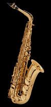 SELMER Eb Altsaxophon, Serie III, Goldlack