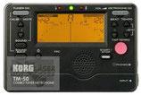 Korg TM-50 Metronom und Stimmgerät