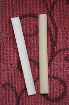 ausgehobeltes Holz für Oboe